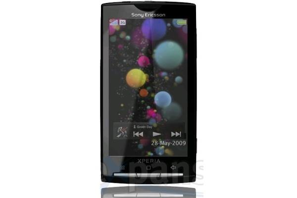 Sony Ericssonin XPERIA X3 -Android-puhelin tulossa tammikuussa?