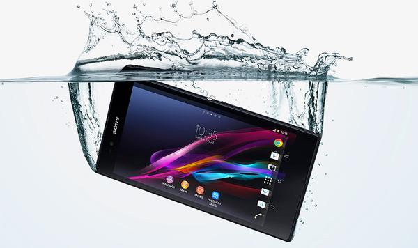 Sony poisti puhelimesta puhelimen, Z Ultra -tabletti markkinoille