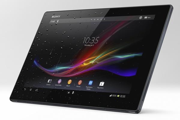 Sonyn tulevan Tablet Z2:n speksit vuotivat