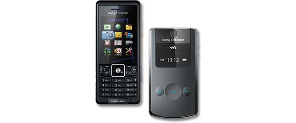 Sony Ericssonilta C510 ja W508 sekä megapäivitys C905:lle