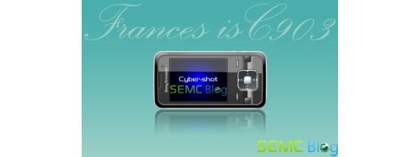 Sony Ericssonilta tulossa C903, julki ensi kuussa