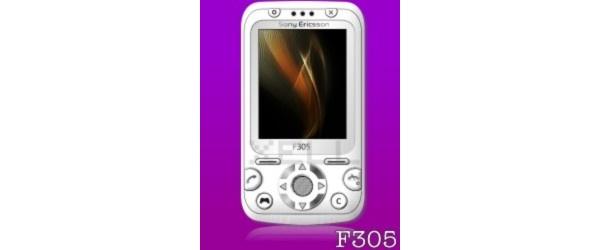 Myös Alicia ja F305 Sony Ericssonilta ensi viikolla?