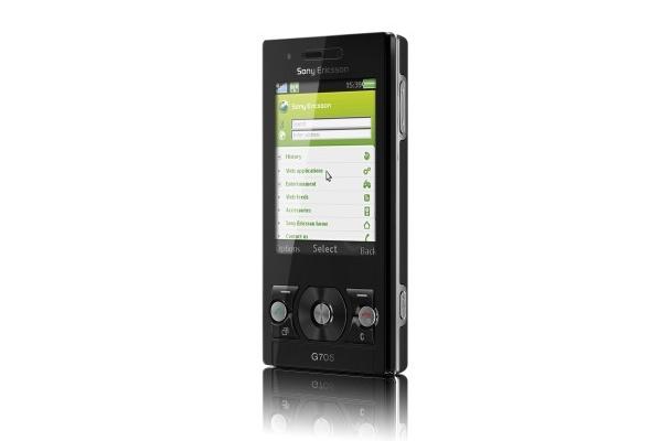 Sony Ericsson julkisti G705:n