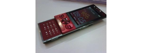 Sony Ericssonin alkuvuoden 2009 mallisto vuosi verkkoon