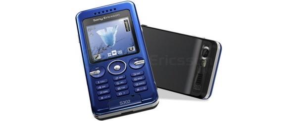 Sony Ericsson S302 vuoti verkkoon, F305:stä lisätietoa
