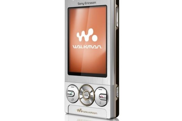 Sony Ericsson julkisti W705-musiikkipuhelimen