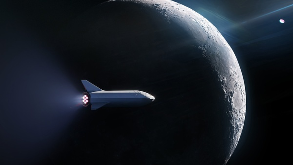 SpaceX gives its BFR a new name