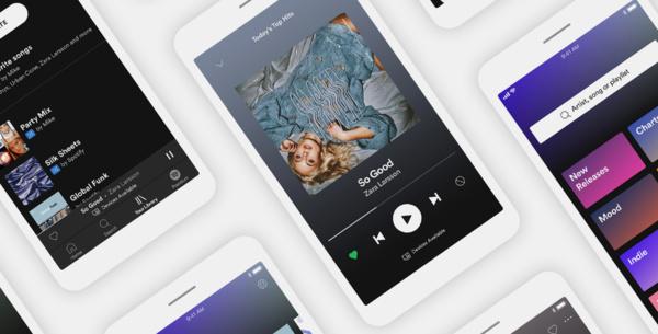 Spotifyn ilmaisversio uudistui – Ilmaiskäyttäjät saavat makua Premium-tilauksesta