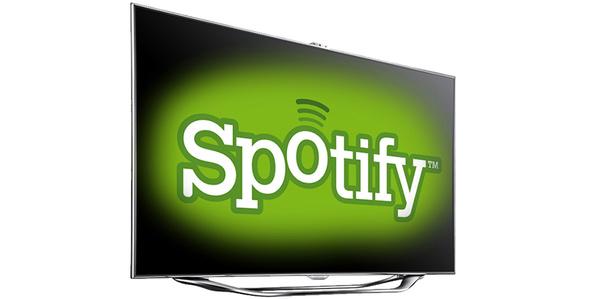 Spotify saapuu LG:n älytelevisioille