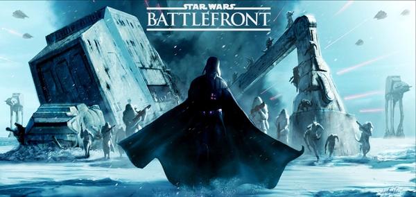Star Wars Battlefront is a huge hit