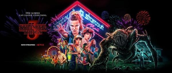 Stranger Things 3 smashes Netflix records