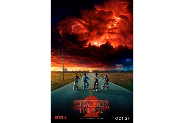 Open your calendars! Netflix's Stranger Things season 2 gets a release date, and a teaser