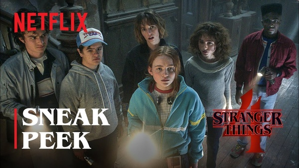 Stranger Things 4 first official teaser trailer released - Watch it here!