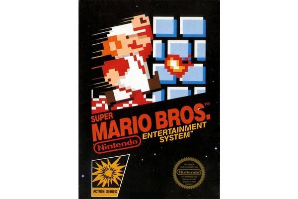 Nintendo-peli Super Mario Bros. myytiin 559 000 eurolla - maailman kallein peli