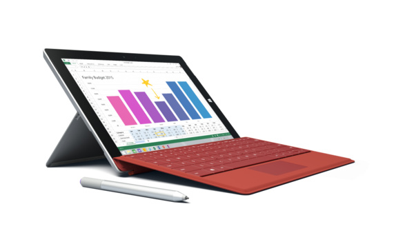 Microsoft expands sales of Surface 3 with LTE to Germany, UK