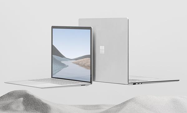 Arvostelussa Microsoft Surface Laptop 3
