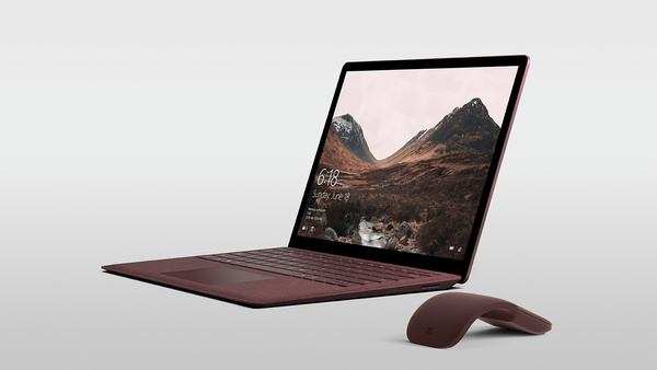 d9eea38155b Microsoft unveils Surface Laptop: Lighter, thinner, and faster than MacBook  Air