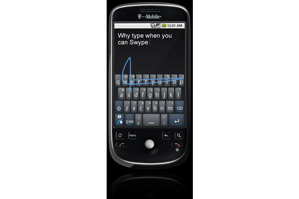 Nokia ja Samsung sijoittivat Swype-tekstinsyöttöteknikkaan