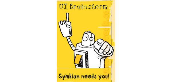 Nyt sinäkin voit auttaa Symbianin käyttöliittymän parantamisessa