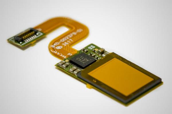 The iPhone's rumored in-display fingerprint sensor now coming to phones