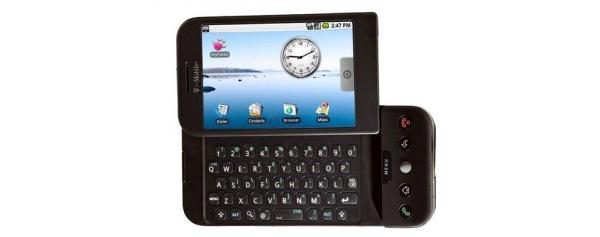 HTC-pomo: Google-puhelimia kaupaksi 600000 tänä vuonna