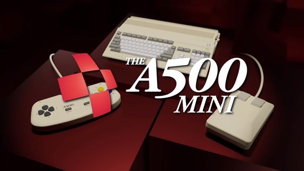 Amiga makes a comeback: TheA500 brings old '90s games back to life