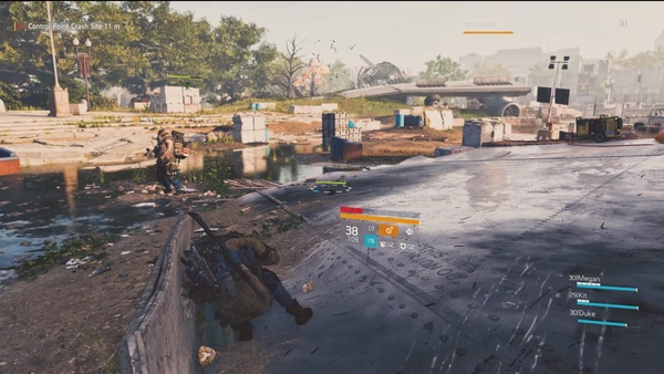 The Division 2 gets a release date, gameplay footage