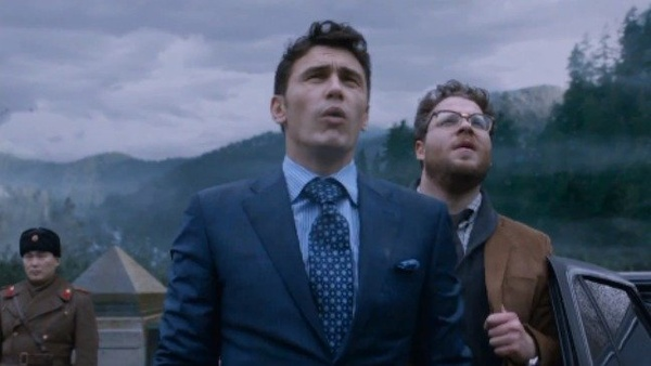 'The Interview' will be released on Christmas in a few theaters and VOD