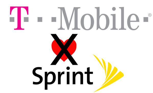 T-Mobile and Sprint have ceased the merger talks
