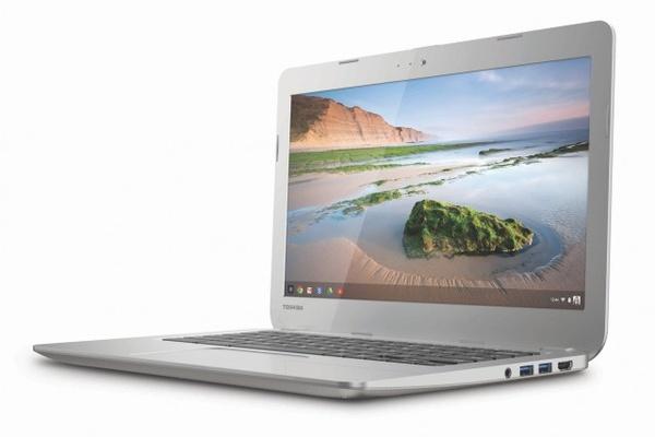 Toshiban uusi Chromebook on suuremmasta koostaan huolimatta edullinen