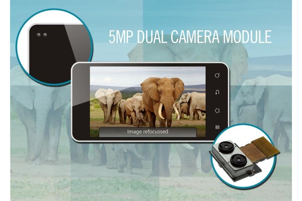 Toshiban kahden kameran järjestelmä kuin Lytro tai Nokia Refocus