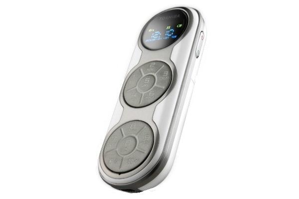 IcePhone ja Toshiban G450 - uusia tuulia puhelinten muotoiluun