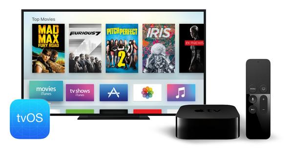 Apple TV sai ohjelmistopäivityksen: Picture-in-picture ja erilliset pelitilit