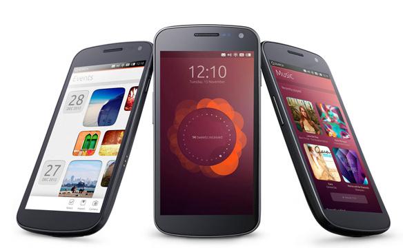 Ubuntun mobiiliversion laitetuki laajenee pian reippaasti