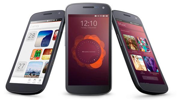 Canonical shows off Ubuntu mobile OS on Galaxy Nexus
