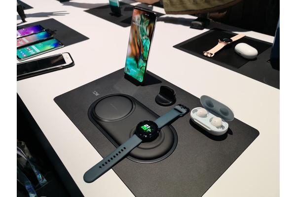 Samsungin uutuudet ensikäsittelyssä: Galaxy S10, Galaxy Buds ja Galaxy Watch Active