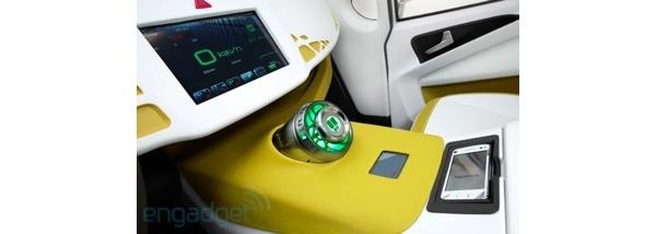 Nokian viihdejärjestelmää esiteltiin Geneven autonäyttelyssä