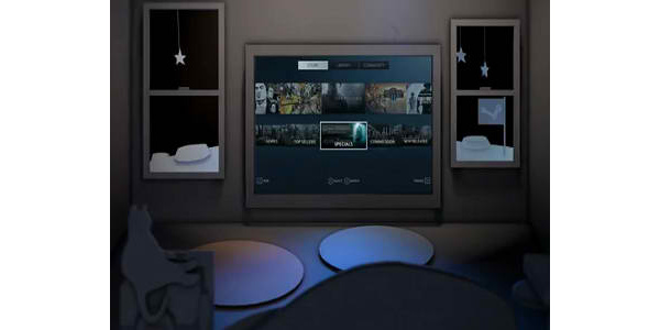Valve's 'Big Picture Mode,' now in beta