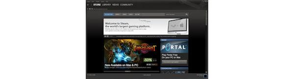 Valve beta testing Steam on Linux