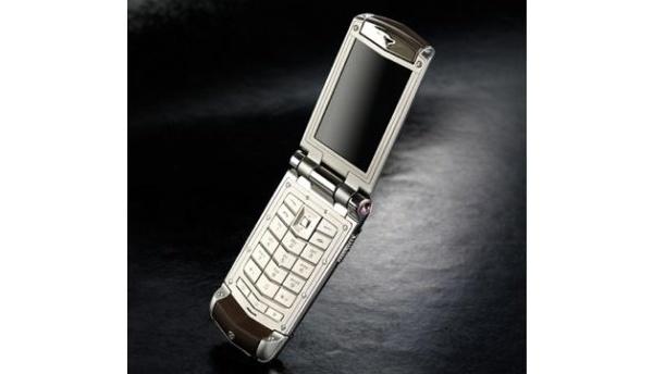Tässä on Nokian luksus-Vertun ensimmäinen simpukkapuhelin - Constallation Ayxta
