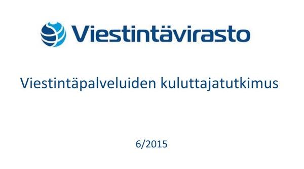 Suomi on mobiilinetissä reilusti edellä naapureitaan