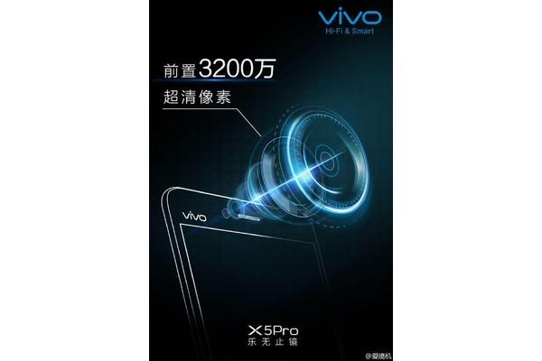Kiinasta huima selfie-puhelin: Ottaa 32 megapikselin kuvia?