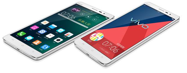 Vivo Xplay 3S on ensimmäinen 2560x1440-resoluution älypuhelin