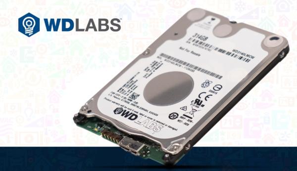 WD:n PiDrive tuo 300 gigaa tallennustilaa Raspberry Pi:lle