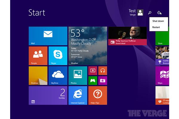 Windows 8.1 Update 1 -päivitys vuoti verkkoon