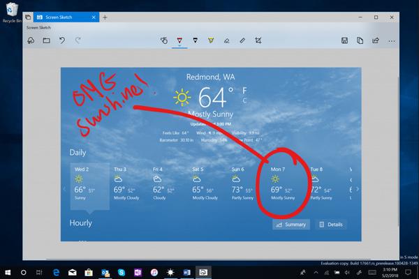 Uusi Windows 10 -päivitys tuo mm. paremmat kuvakaappaukset