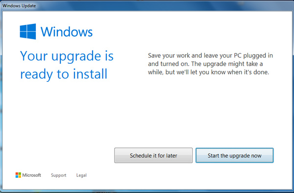 How to upgrade to windows 10? • tarantulo. Lt blog.