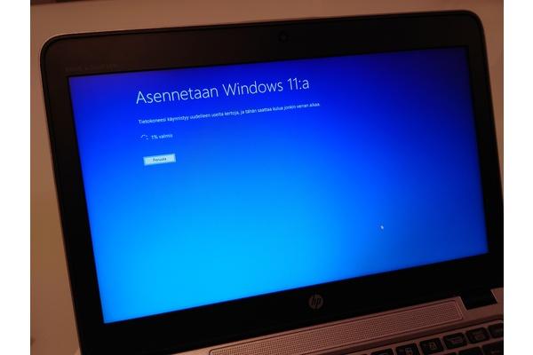 Opas: Näin asennat Windows 11 heti - vaikka prosessori tai TPM eivät olisi tuettuja