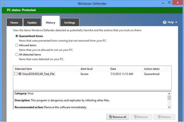 Tietokoneen levy täyttyi yllättäen? Windowsin virustorjunnassa bugi, luo tuhansia tiedostoja