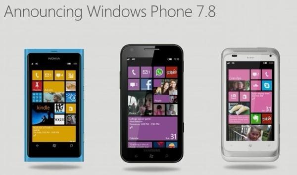 Nokia: Ei enää suunnitteilla päivityksiä Windows Phone 7.8 -puhelimille